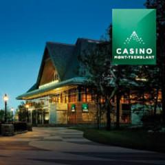 Mont-Tremblant 赌场:在暑假期间赌场将会全天营业